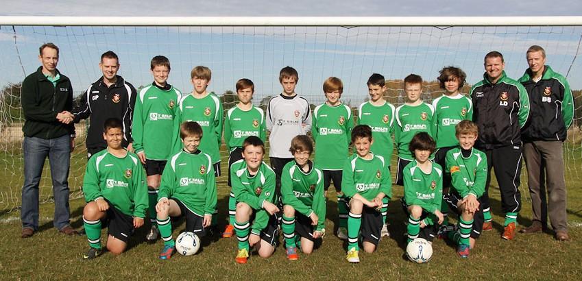 Sleaford Town Boys — U13